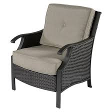 patio chair capitol peak 4 wicker patio chair set target