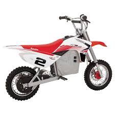 razor dirt rocket motorcycle battery powered riding toy hayneedle