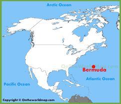 United States Map With Abbreviations by Bermuda Map Bermuda Travel Maps From Word Travels Bermuda Map