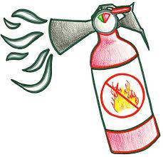 fire extinguisher icon clip art 28