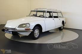 classic citroen classic 1972 citroen ds 20 familiale estate car for sale 3232 dyler
