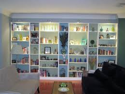 decorating built in bookshelves american hwy