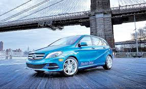 mercedes b class electric mercedes says bye bye to b class electric drive