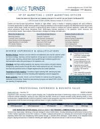 Chronological Resume Samples Pdf by Marketing Marketing Executive Resume Sample
