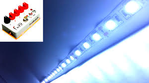 Diy Led Light Strip by Diy Workbench Led Strip Ligthing Youtube