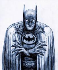 nick derington continues to wow with his batman sketches dccomics