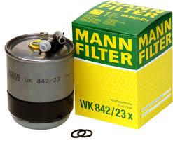 amazon com mann filter wk 842 23 x fuel filter automotive