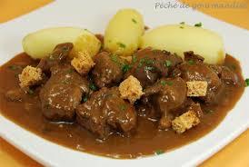 sanglier cuisine sauté de sanglier au genièvre et d épices péché de gourmandise