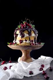 white forest cake recipe white chocolate buttercream forest