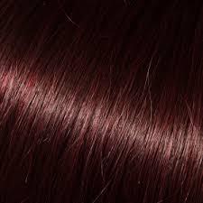 pro extensions 18 flat tip pro 99j auburn burgundy hair
