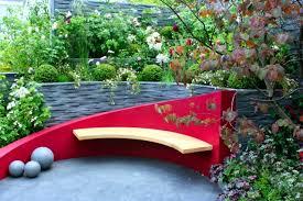 Garden Bench Ideas Wooden Bench 48 Creative Ideas Garden Design And Wrought