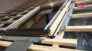 en installing the rotoq standard centre pivot window youtube
