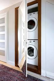 laundry room hidden laundry room with barn doors 20 stylish and