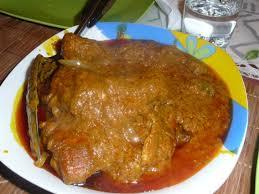 cuisine congolaise brazza poulet à la mwambe cuisine du congo