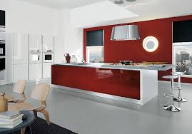 red and white kitchen designs red kitchen design ideas pictures and inspiration