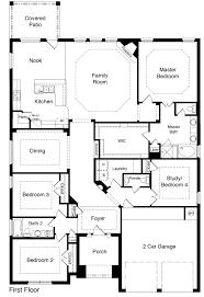 Dr Horton Canyon Falls Floor Plan by 406 Double Creek Drive Ots Midlothian Texas D R Horton