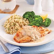 recettes cuisine cuisson à la perfection le poisson simplement poêlé trucs et