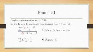 7 4 linear inequalities in two variables ppt download