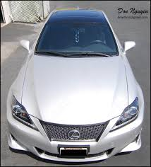 lexus is 250 tustin don nguyen vinyl roof wrapping tail light tinting black out