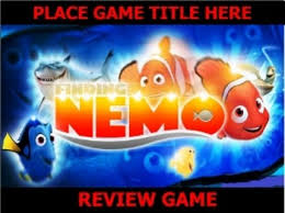 finding nemo review game template powerpoint by bethany silver tpt