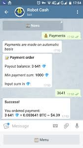 Telegram Web 1 Btc With Telegram Mining