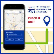 511 Org Traffic Map Vdot Adds Waze Navigation To State U0027s 511 Road Information App