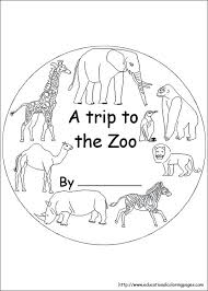 zoo coloring pages preschool zoo coloring pages zoo coloring pages coloring books preschool in