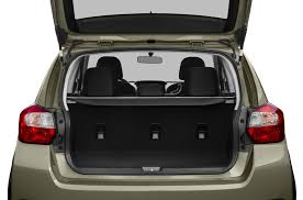 subaru crosstrek interior trunk 2016 subaru crosstrek price photos reviews u0026 features