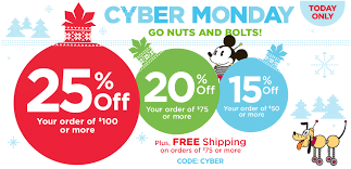 disney store cyber monday sale