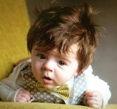 infant hair baby epic hair contest winner s outraged after heartless