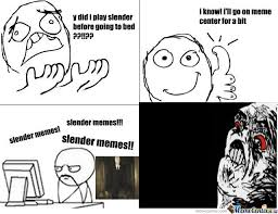 Slender Meme - slender memes by lotti666 meme center