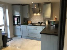 howdens tewkesbury blue kitchen kitchen planning pinterest