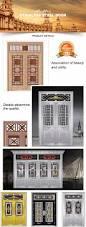 door design catalogue soundproof main safety door design catalog