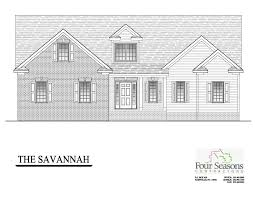 new home construction plans the savannah four seasons contractors 252 462 0022