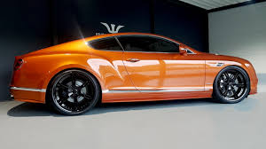 the bentley continental gt speed bentley continental gt speed passes the 700hp mark thanks to wam