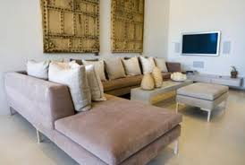 Sofa And Sectional How To Separate A Sectional Sofa And Use It To Arrange A Room