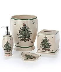 spode tree bath accessories magic of pinter