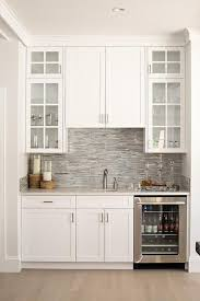 Wet Bar Sink And Cabinets Wet Bar Mini Fridge Design Ideas