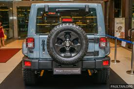 mopar jeep accessories jeep wrangler unlimited sahara u201cbatwrangler u201d u2013 one off mopar
