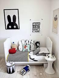 chambre bébé noir et blanc affiches en noir et blanc pour une chambre d enfant