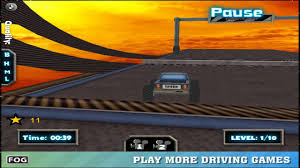 play free online monster truck racing games monster truck 3d unblocked games youtube