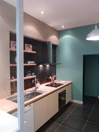 cuisine interieur design cuisine en alcôve vincent guillo architecte d intérieur