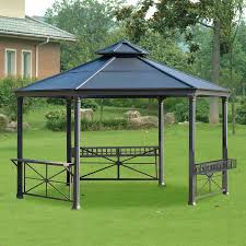 Sunjoy Tiki Gazebo by Sunjoy Gazebo Reviews Sunjoy Target Mai Tiki Gazebo Replacement