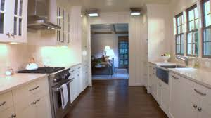 How To Make A Galley Kitchen Look Larger Making A Small Kitchen Appear Larger Southern Living