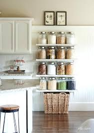 kitchen storage ideas 8 easy kitchen storage solutions kitchen storage canisters easy