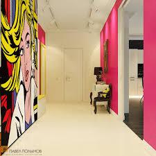 pop interior design bright and cheerful interior design by pavel polinov studio