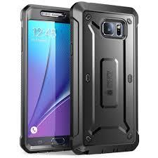 Samsung Galaxy Rugged Galaxy Note 5 Unicorn Beetle Pro Full Body Rugged Holster Case