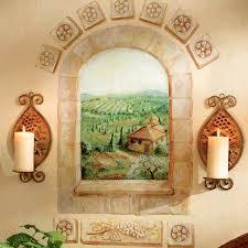tuscan wall paint
