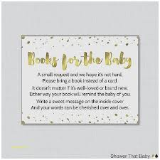 bring a book instead of a card wording baby shower invitation awesome baby shower invitation wording