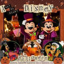 748 Best Halloween Images On Pinterest Disney Scrapbook